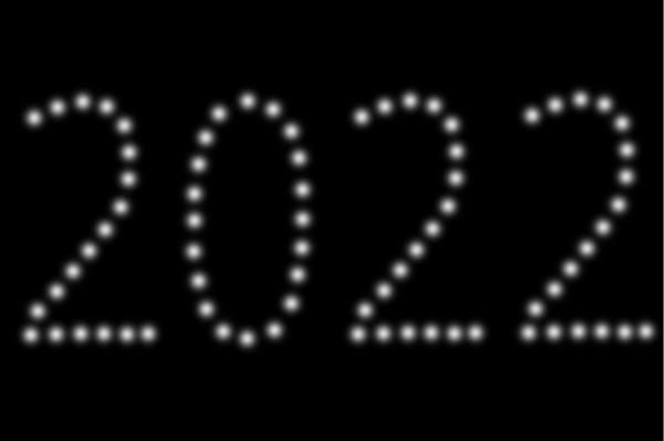 EASYBOX Lichterbild 3-4 Ziffern (1 Platte)