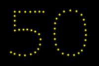 EASYBOX Lichterbild 2 Ziffern